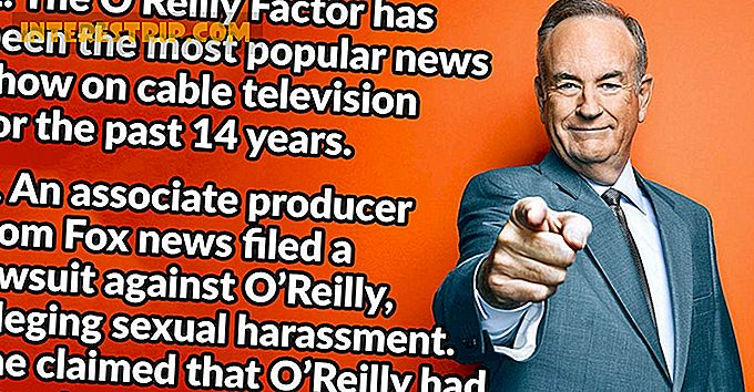 32 Off The Record Fakten über Bill O'Reilly