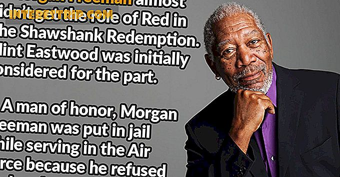 32 Wise Facts über Morgan Freeman