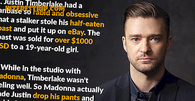 38 Flying Facts About Justin Timberlake