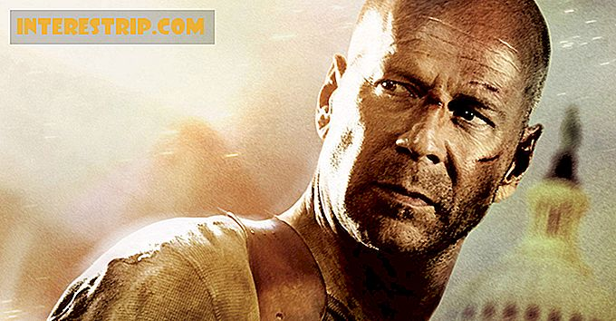 39 Die Hard Fakta Om Bruce Willis