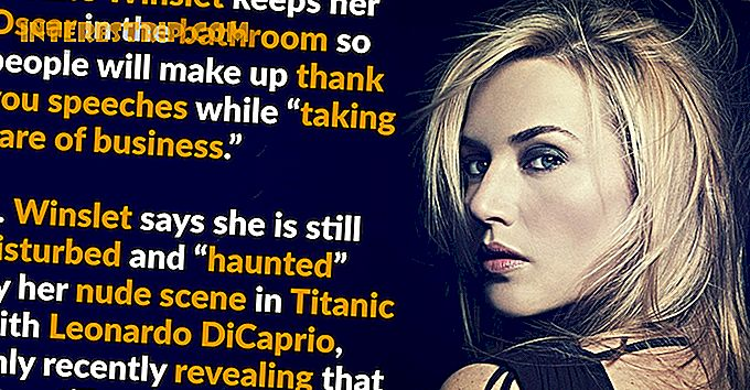 40 Fascinating Facts About Kate Winslet