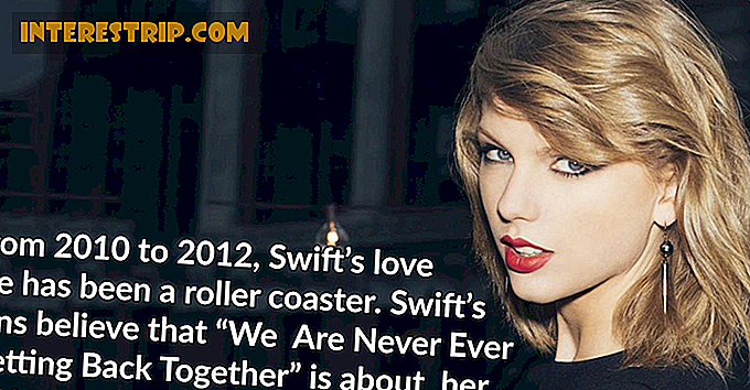 40 Datos interesantes sobre Taylor Swift