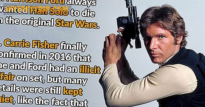 41 Robuste fakta om Harrison Ford
