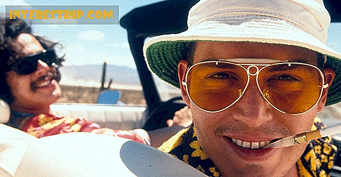 42 Datos francamente insanos sobre Hunter S. Thompson