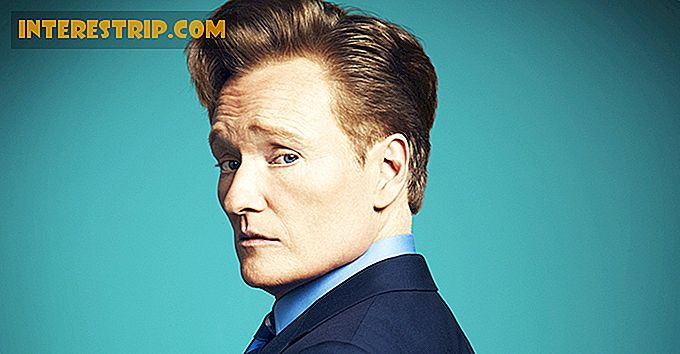 42 Side-Splitting Fakten über Conan O'Brien