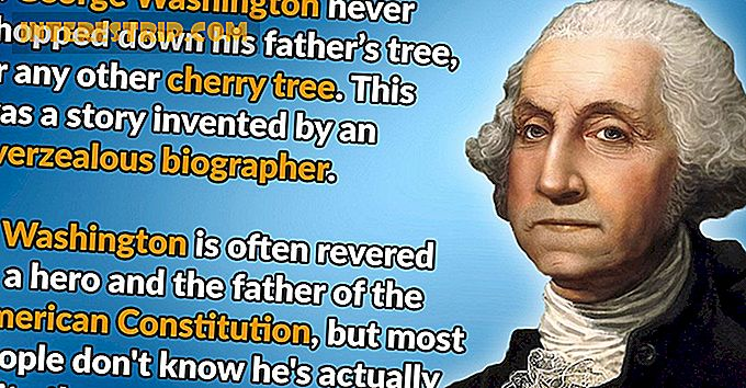 43 Fakta om George Washington
