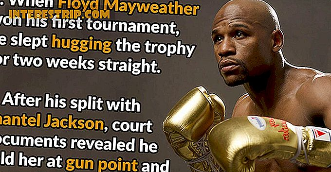 43 Facturi dificile despre Floyd Mayweather Jr.