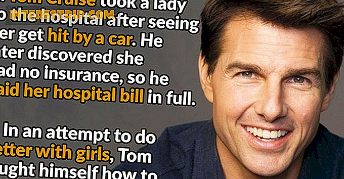 43 Datos emocionantes sobre Tom Cruise