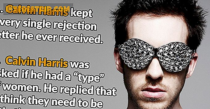 44 Remixed Facts Über Calvin Harris