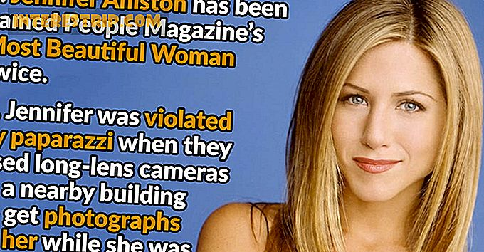 46 Mooie weetjes over Jennifer Aniston
