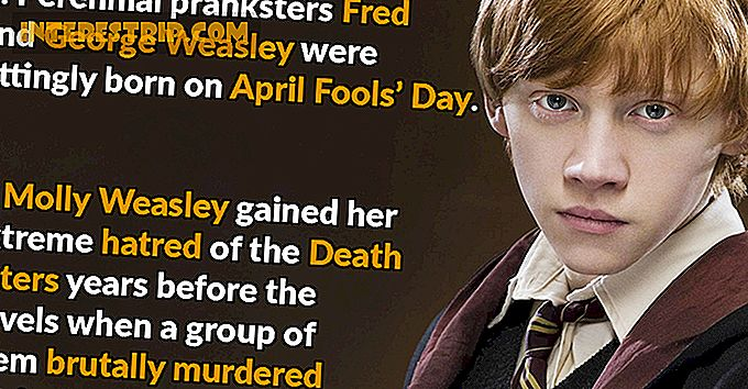 44 Hand-me-Down Facts Sobre os Weasleys