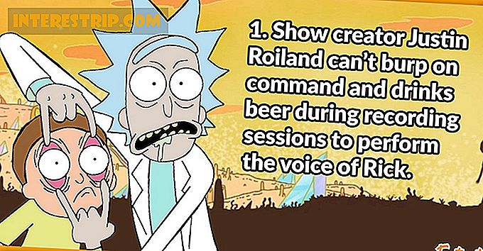 Rickdiculous Rick and Morty facts.