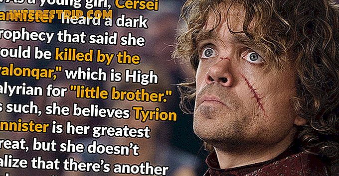 19 Fapte despre Tyrion Lannister
