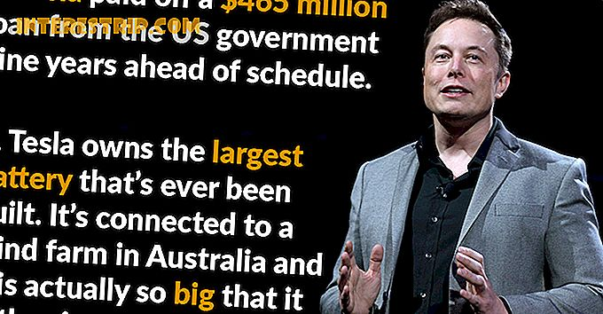 24 Innovative Fakta om Tesla Motors