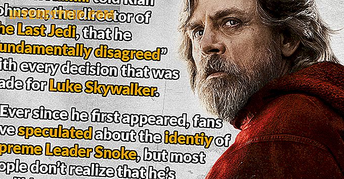 24 Stellar Fakta om Star Wars: The Last Jedi