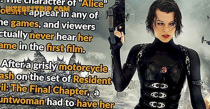 24 Undead Facts about Resident Evil Filmid