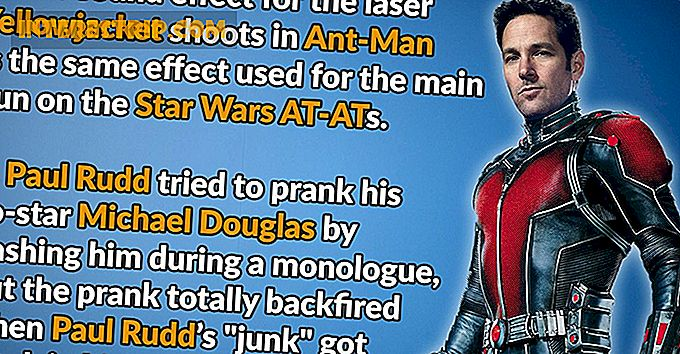 25 Tiny Facts About Ant-Man