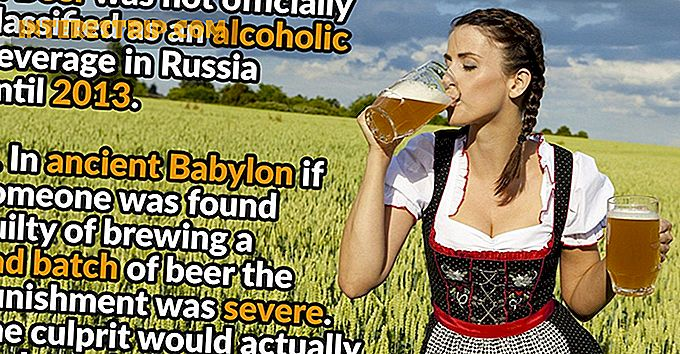 30 Fresh-Brewed Facts About Beer