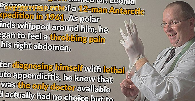 40 Facts about Bizarre Medical Practices