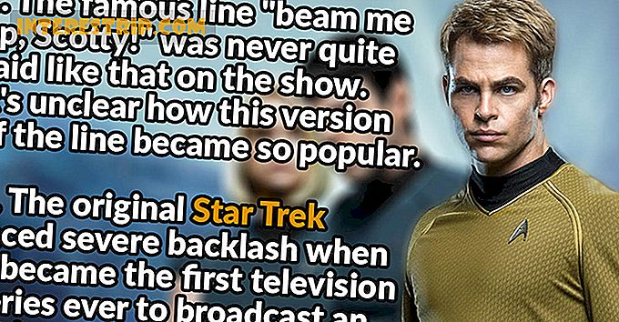 42 Bold Facts Sobre Star Trek