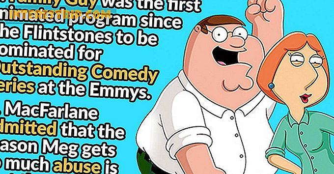 42 Good Old Fashioned Facts tentang Family Guy