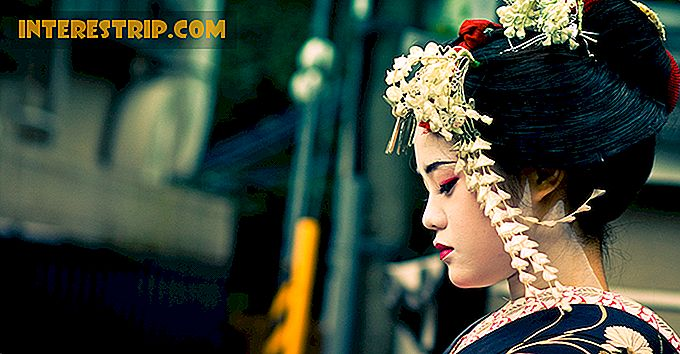 42 Graceful Fakta om Geishas