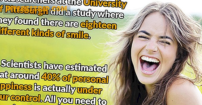 42 Joyous Facts about Happiness