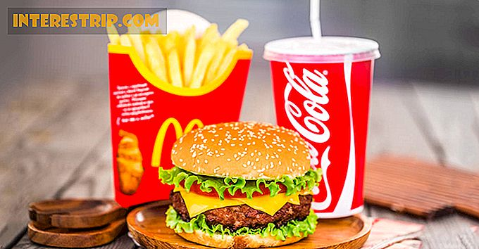 42 Fatos salgados, doces e chocantes sobre fast food