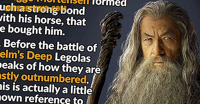 43 Precious Facts about The Lord of the Rings: The Two Towers
