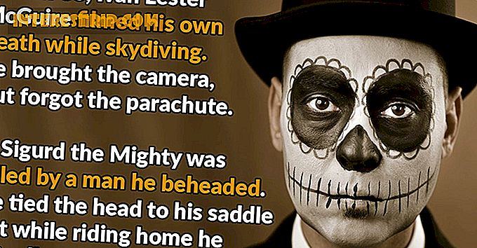 47 Bizarre Facts about Unusual Deaths