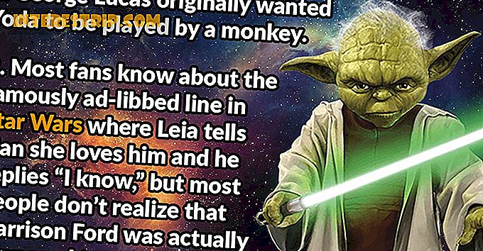 60 Out-of-This-Galaxy Fakta tentang Star Wars.