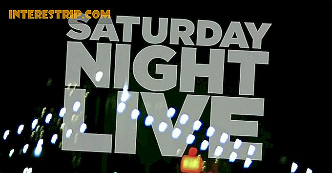 En vivo desde Nueva York, son 42 datos sobre Saturday Night Live!