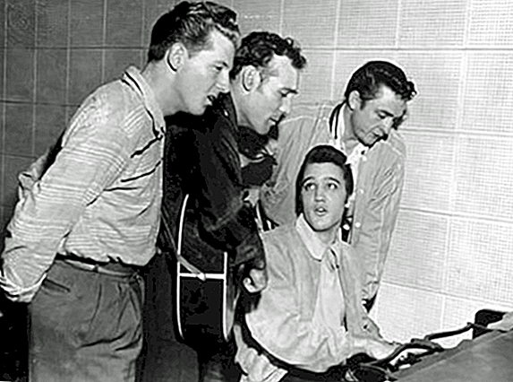 Denne dag i historien: 4. december - Million Dollar Quartet