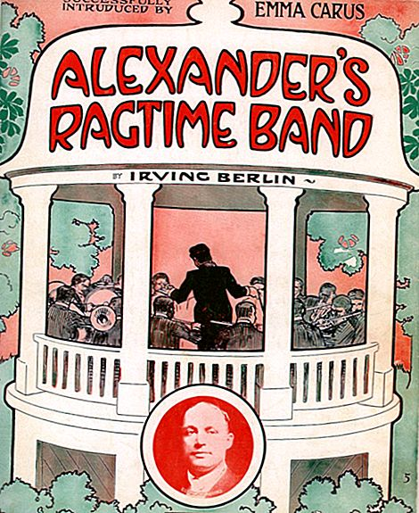 This Day in History: 18 maart - Alexander's Ragtime Band