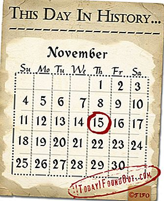 This Day In History: 15 november