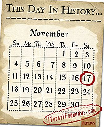 This Day In History: 17 november