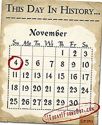 This Day In History: 4 november