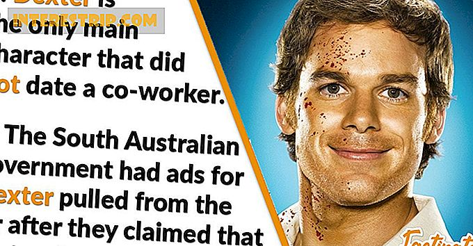 24 Twisted Facts About Dexter